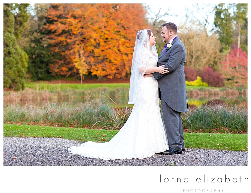 The Orangery Wedding Pictures & Holy Cross Church: Lucy & Tim