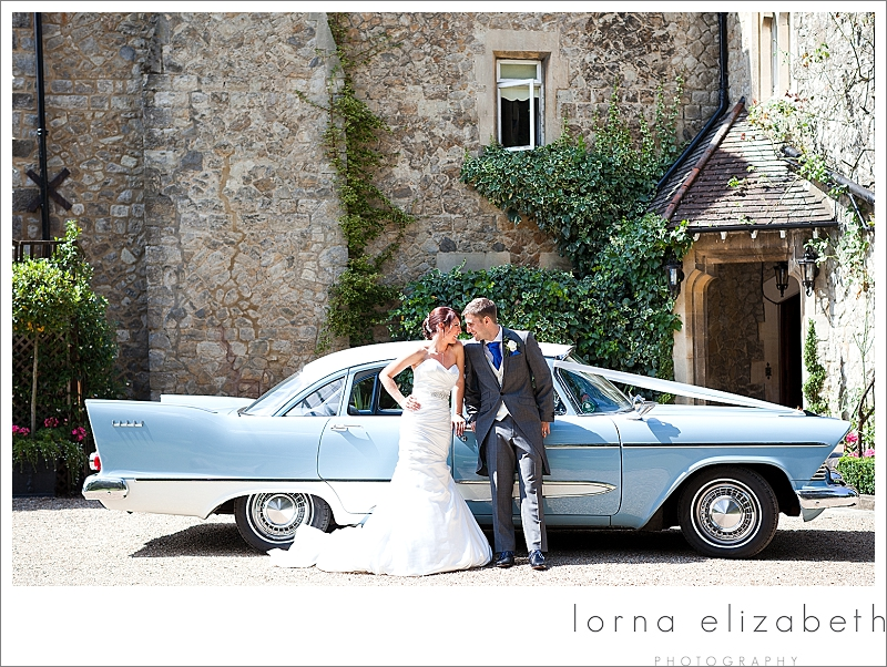 Knowle Country House Wedding Pictures: Kelly & Karl