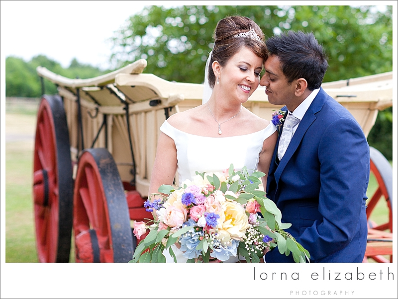 Winters Barns Wedding Pictures: Rebecca & Nik