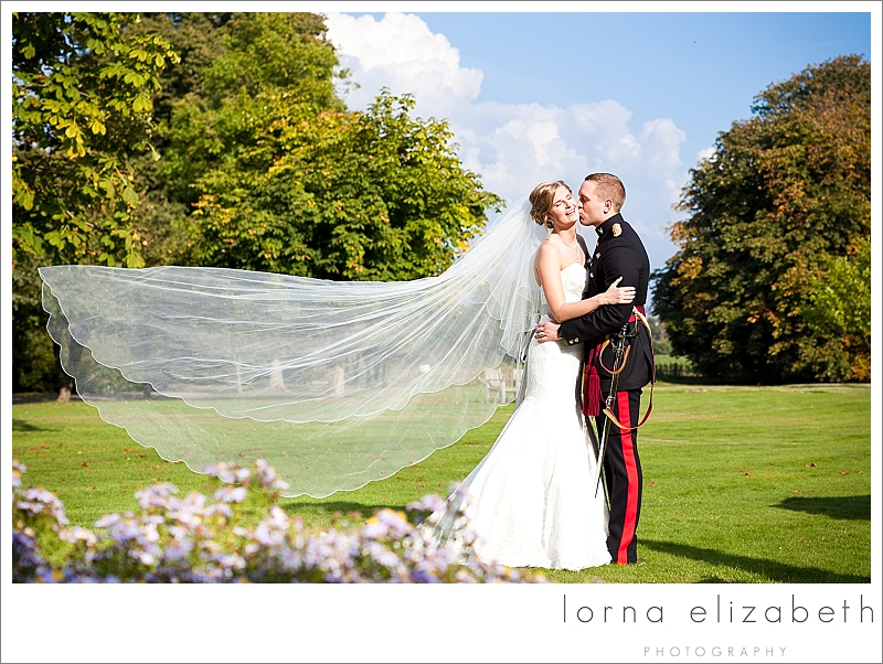 Chilston Park Summer Wedding: Danielle & Mark