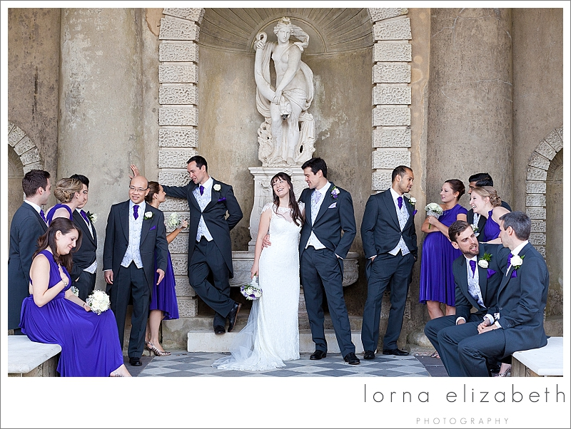 Wotton House Wedding Pictures: Chiara & Alex