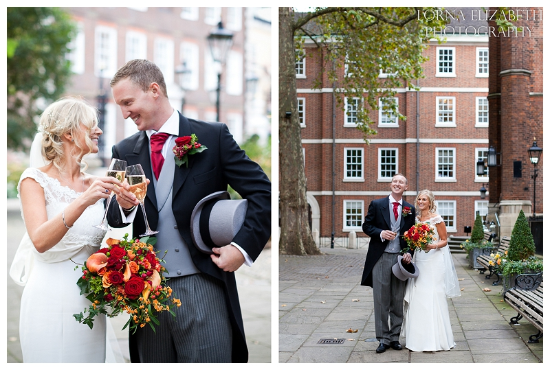 12 Middle Temple Wedding Pictures