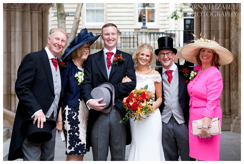 13 Middle Temple Wedding Pictures