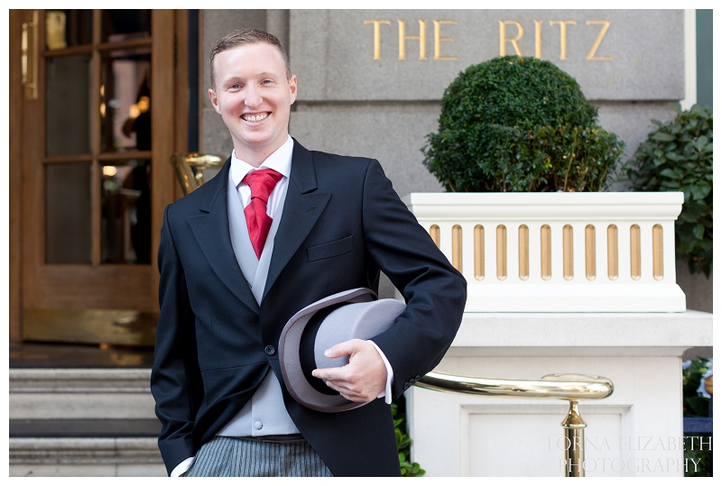 6 Ritz Hotel London Wedding Pictures