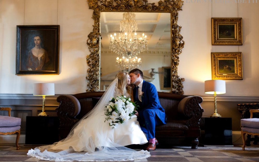 Chilston Park Hotel Wedding: Hannah & Alex