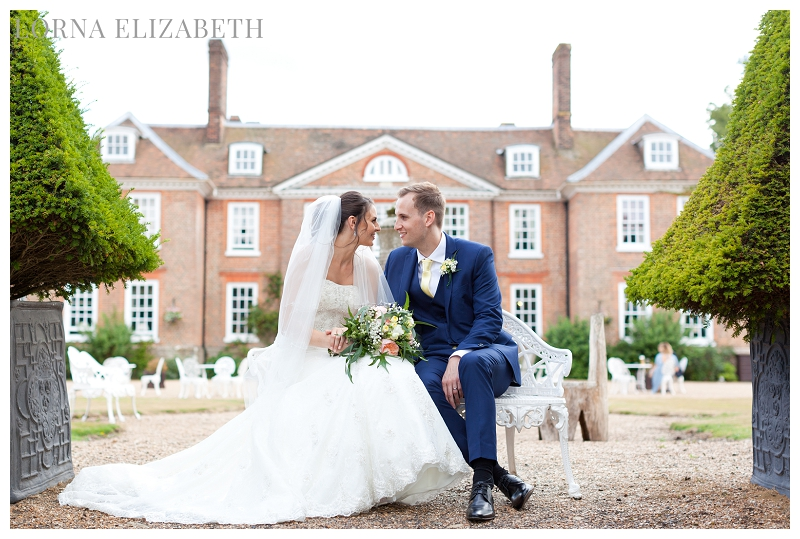 Chilston Park Wedding Photography: Laura & Ben